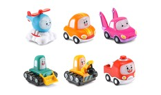 Go! Go! Cory Carson™ PlayZone™ Mini Character 6-Pack™ - image