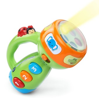 Spin & Learn Color Flashlight™- Lime Green