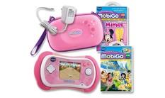 MobiGo 2 Software and Accessory Gift Set 1 - Pink