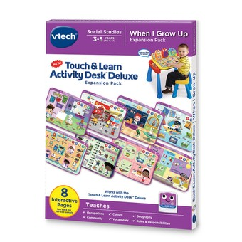 Touch & Learn Activity Desk™ Deluxe - When I Grow Up