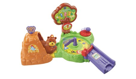 Go! Go! Smart Animals - Forest Adventure Playset