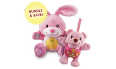 Infant Plush Set Pink