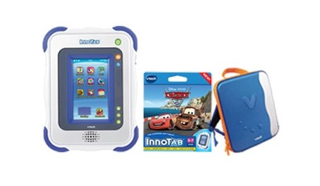 InnoTab Gift Set: Cars 2