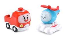 Go! Go! Cory Carson™ PlayZone™ Freddie & Halle Mini