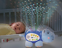 Lil' Critters Soothing Starlight Hippo™ | VTech®