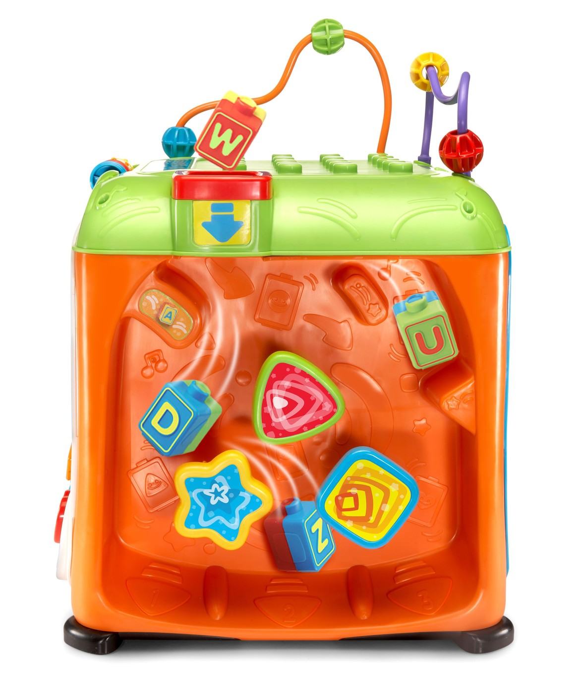Ultimate Alphabet Activity Cube Vtech
