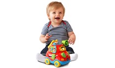 Go! Go! Smart Wheels® Push & Discover Fire Chief