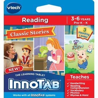 InnoTab Software - Classic Stories