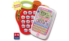 Preschool Alphabet Bundle Pink