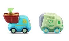 Go! Go! Smart Wheels® Earth Buddies™ Gardening Truck & Recycling Truck