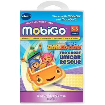 MobiGo Cartridge - Team Umizoomi