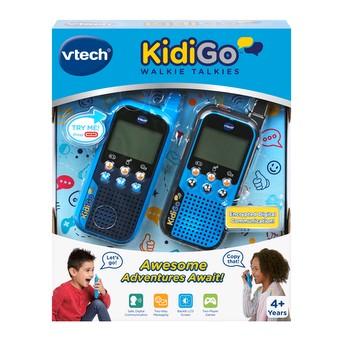 VTech KidiGo Walkie Talkies Blue