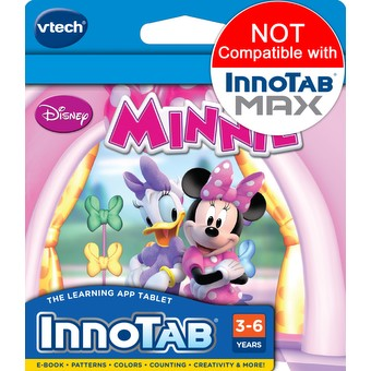 InnoTab Software - Disney Minnie