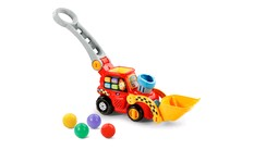 Pop-a-Balls™ - Push & Pop Bulldozer™
