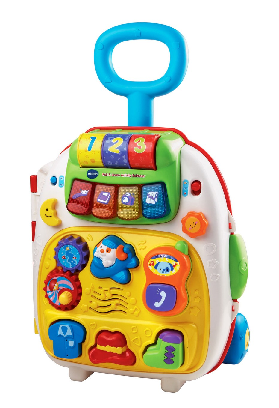 Roll Amp Learn Activity Suitcase І Vtechkid