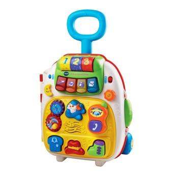 Roll & Learn Activity Suitcase