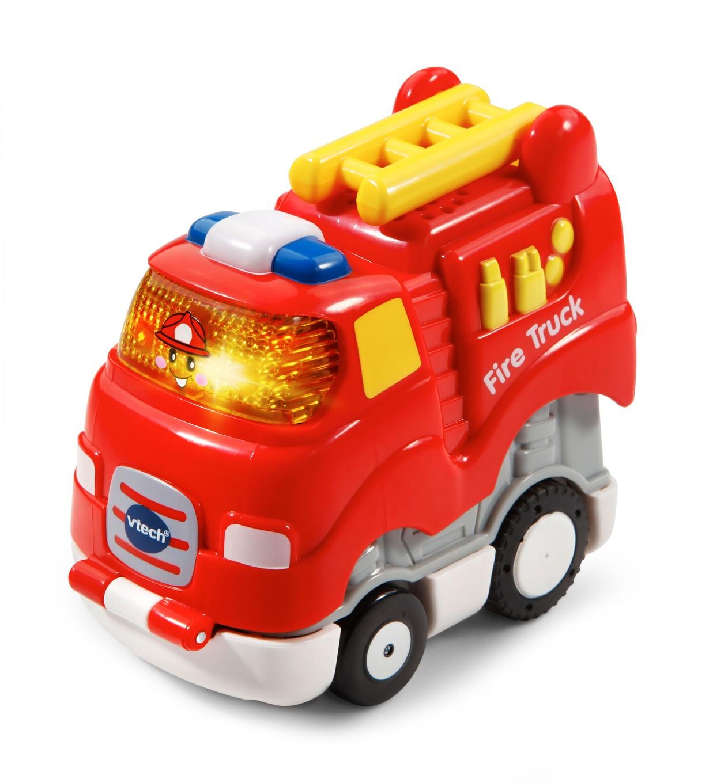 Go! Go! Smart Wheels® | Press & Race™ Fire Truck | VTech®