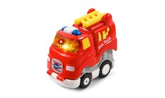 Go! Go! Smart Wheels® Press & Race™ Fire Truck - image