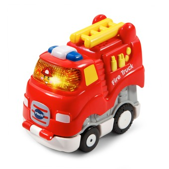 Go! Go! Smart Wheels® Press & Race™ Fire Truck