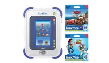 InnoTab Gift Set: Disney Pixar/Bundle (Blue)