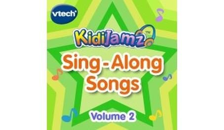 KidiJamz™ Sing-Along Songs Volume 2