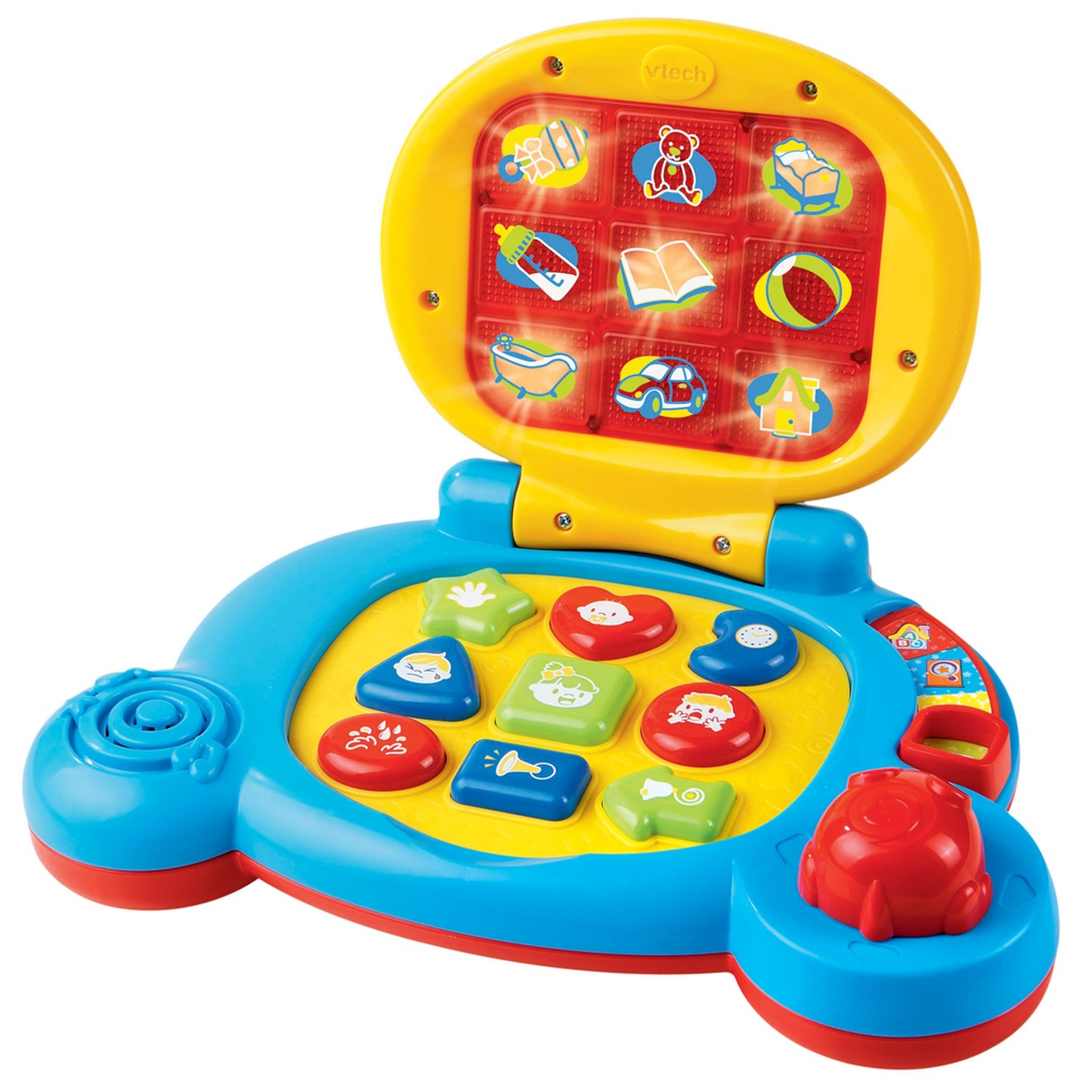 Baby Learning Toys : Baby s learning laptop infant toy vtechkids