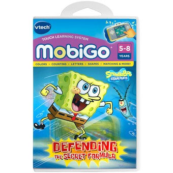 MobiGo Software Cartridge - SpongeBob SquarePants