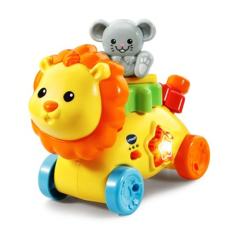 GearZooz™ GearBuddies Lion & Mouse™