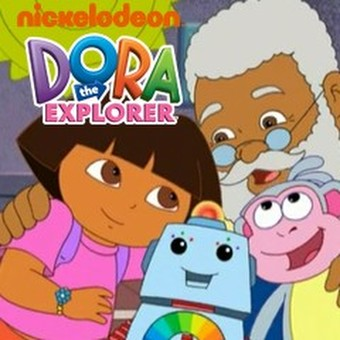 Pictures Of Dora The Explorer Roberto The Robot Wwwstargate Rasainfo