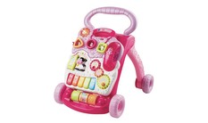 Sit-to-Stand Learning Walker - Pink