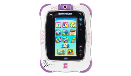 InnoTab 2S Pink Wi-Fi Learning App Tablet