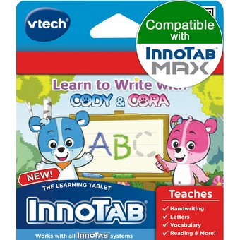 InnoTab Software - Learn to Write with Cody & Cora