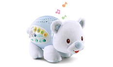 Lil' Critters Soothing Starlight Polar Bear, White