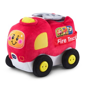 Crawl & Cuddle Fire Truck™