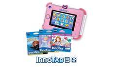InnoTab 3S with 3 Cartridges Bundle - Pink