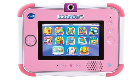 InnoTab 3S The Wi-Fi Learning Tablet Pink