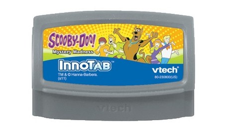 InnoTab Software_Scooby-Doo Learning Games Cartridge_Cartridge