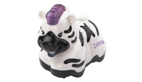 Go! Go! Smart Animals - Zebra