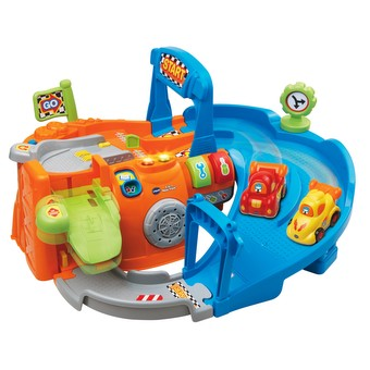 Go! Go! Smart Wheels 2-in-1 Race Track Playset