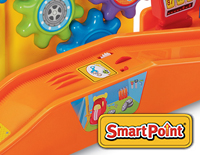 9 SmartPoint® locations