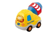 Go! Go! Smart Wheels Cement Mixer - image