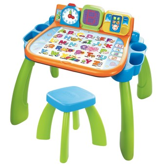 Touch & Learn Activity Desk™