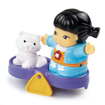 Go! Go! Smart Friends - Paige & her See-Saw