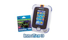 InnoTab 3S with Cartridge Bundle - Pink