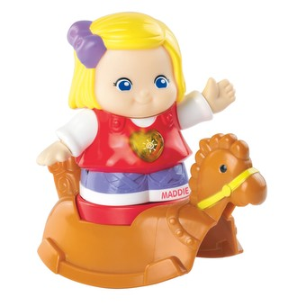 Go! Go! Smart Friends - Maddie & her Rocking Horse