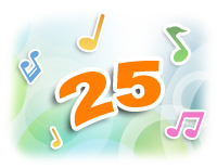 25 playful songs and melodies keep little ones engaged