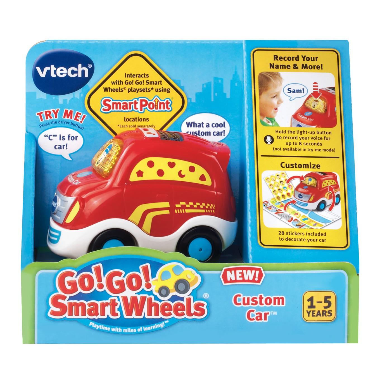 Go! Go! Smart Wheels® │ Custom Car™ │ VTech®