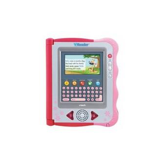 V.Reader Interactive E-Reading System- Pink