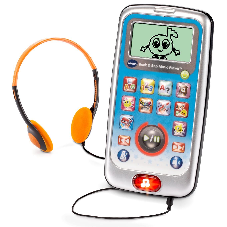 Rock Amp Bop Music Player │ Vtech 174