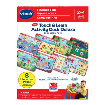 Touch & Learn Activity Desk™ Deluxe Phonics Fun